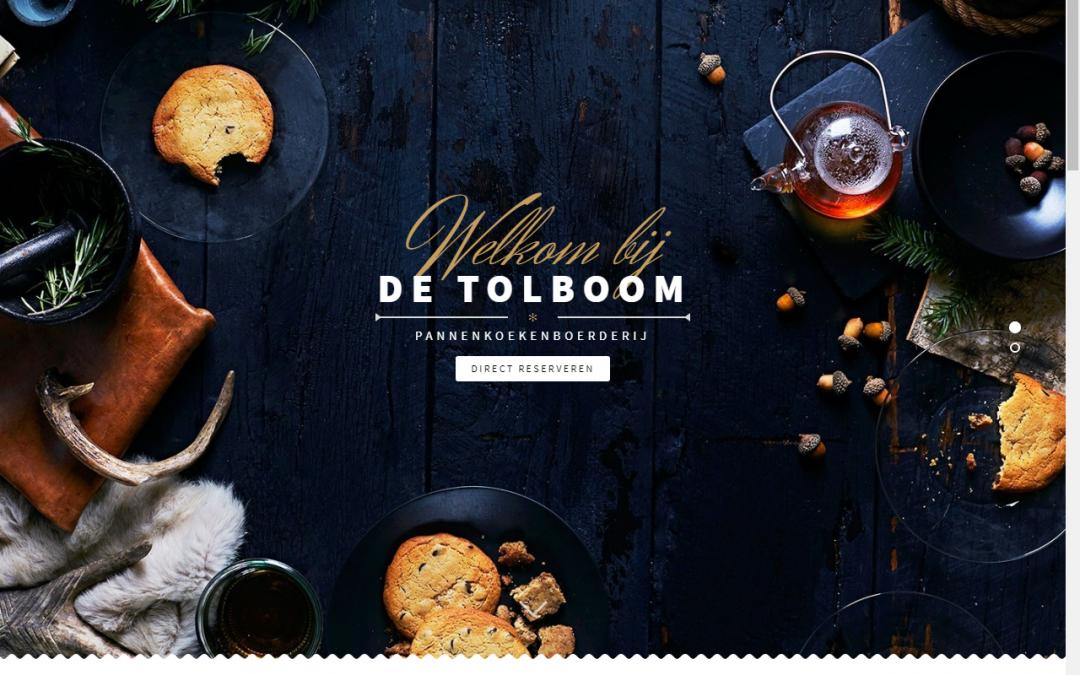 Huisstijl en Website – De Tolboom